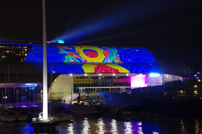 Vivid Festival 2017 : Musée Maritime National (13/06/2017)