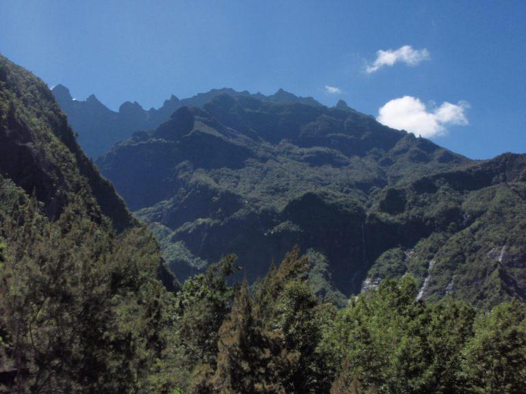 Randonnée de Marla à Cilaos.
