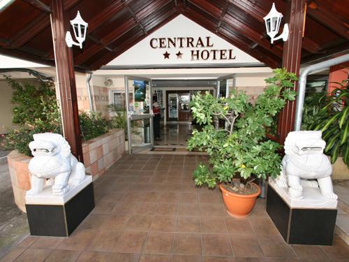 Central Hôtel (La Réunion)