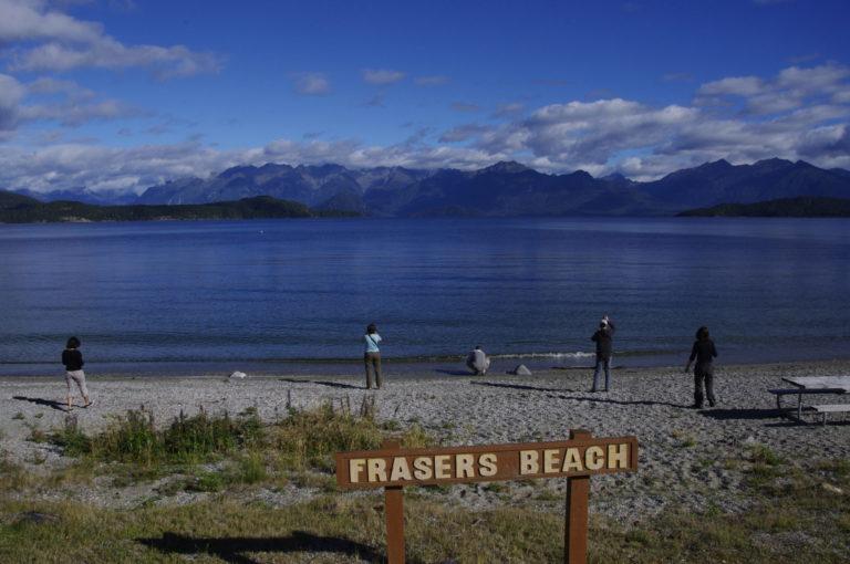 Fraser's Beach