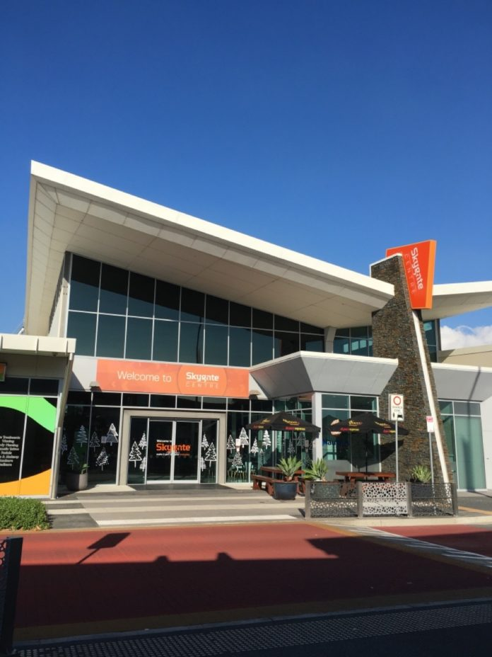 Skygate Center Brisbane