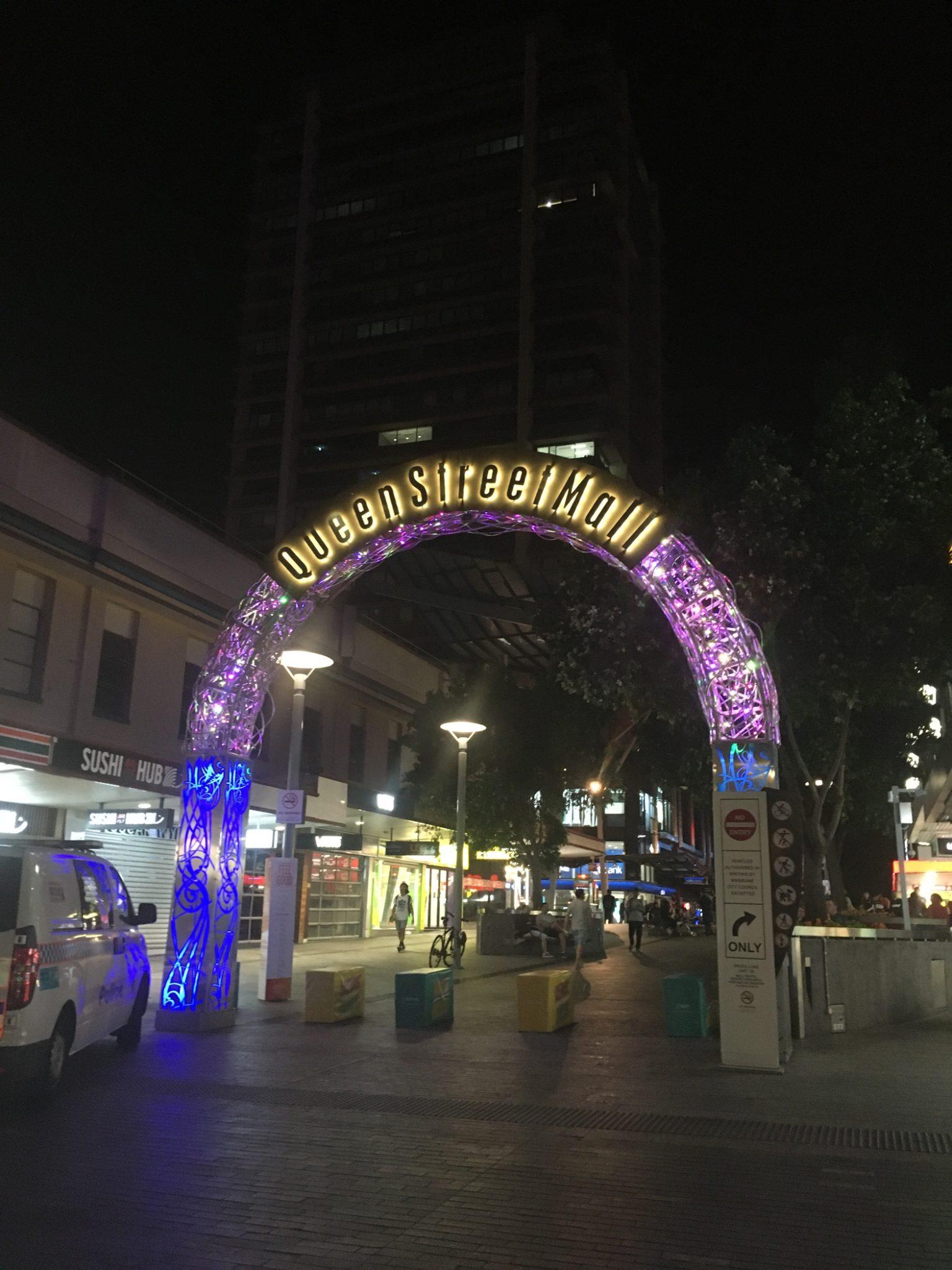 Queen Street Mall 2019