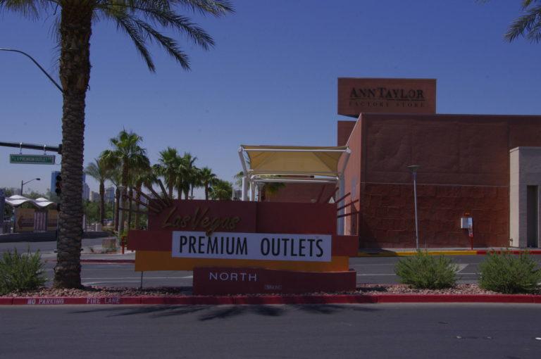 Outlets à Las Vegas