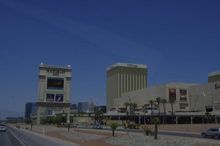 Découverte de Las Vegas