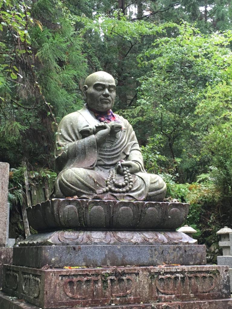 Visite du Cimetière de Koyasan