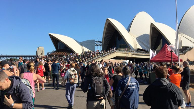 Semi Marathon de Sydney 2017