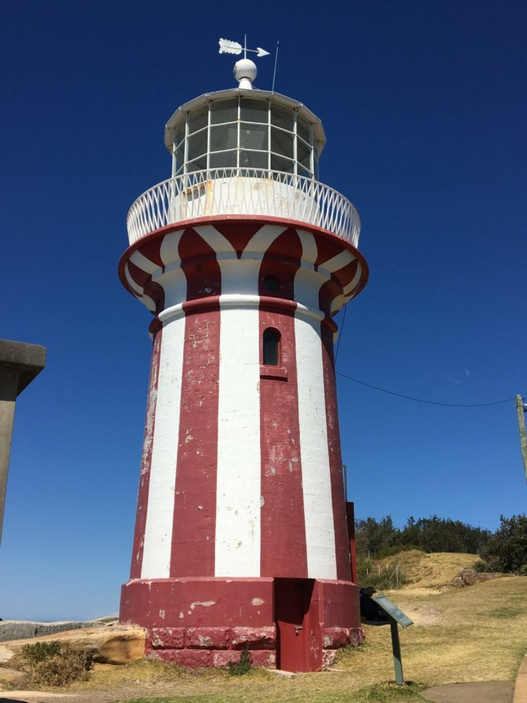 Randonnée phare de Watson Bay