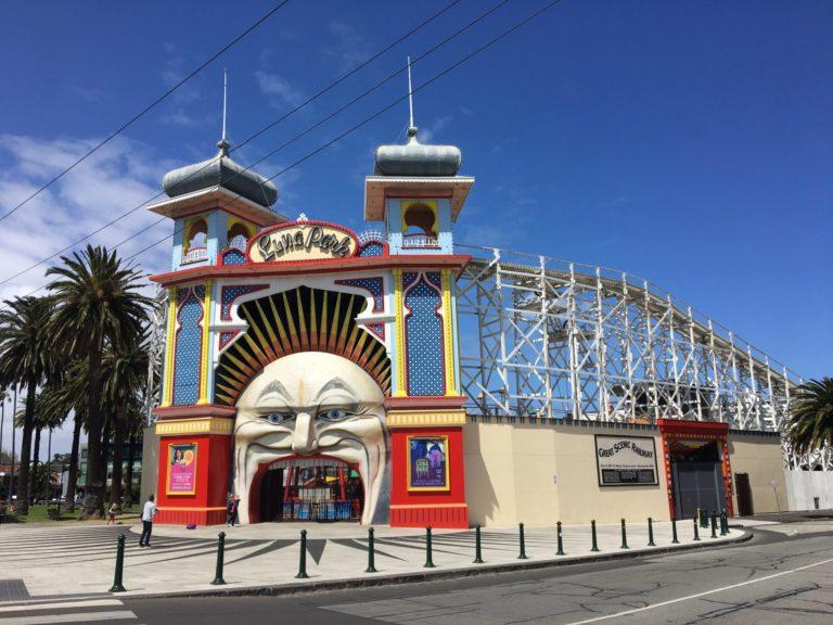 Luna Park de Melbourne