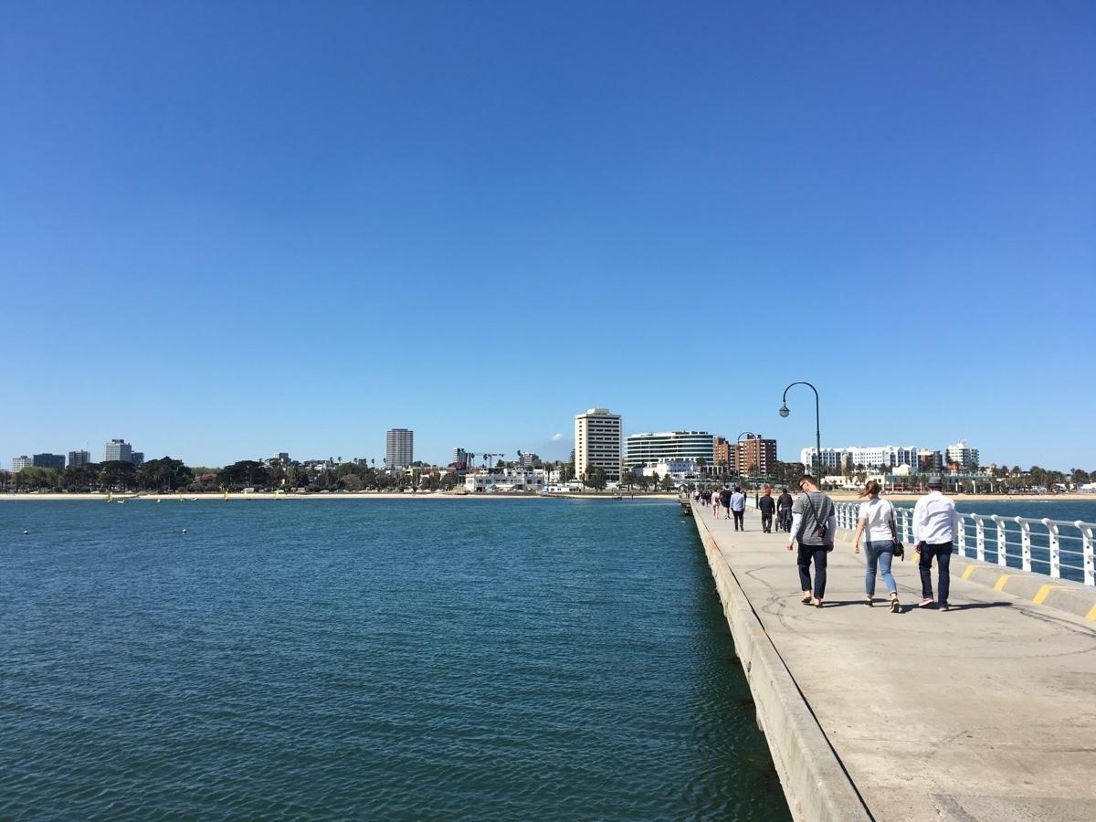 Saint Kilda Pier