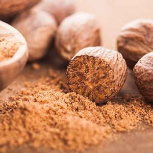 Organic Nutmeg Ground