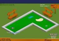 Mini Golf Gold