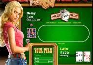 Poker with Daisy