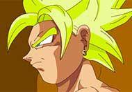 Broly contra Goku, la gran batalla de Dragon Ball Z (Parte 1)