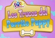 Dora y los trucos del perrito Puppy