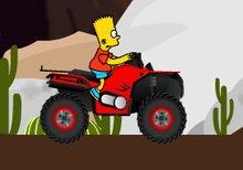 Bart Simpson Atv Drive