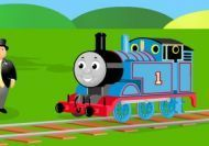 Colección de juegos del tren Thomas y sus amigos