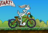 Bugs Bunny Biking