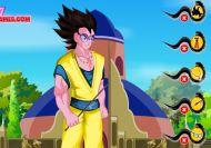 Jugar Al Juego Vestir A Goku 3 Gratis