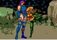 Los X-mex vs La liga de la Justicia