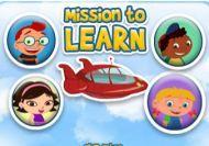 Misión aprender inglés con los Mini Einsteins
