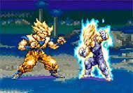 Dragon Ball Z Power levels