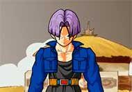 Crea tu personaje de Dragon Ball Z 1