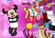 Jugar Al Juego Vestir A Minnie Mouse Gratis