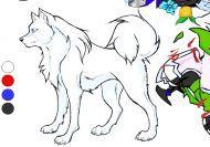 Vestir a Wolfie
