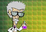 Balls Chemical Experiment
