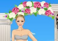 Precious Moments Wedding Dress Up