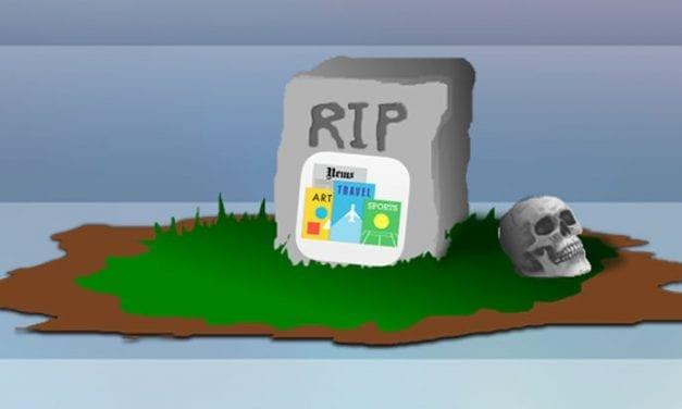Apple Kills Newsstand!