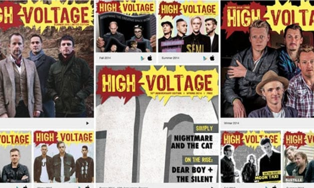 High Voltage Magazine