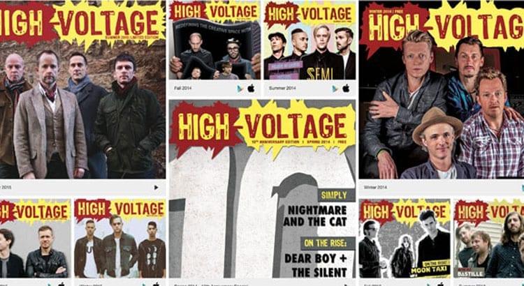High Voltage Magazine