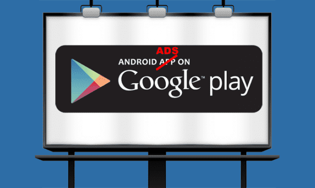 Ad Supported Label by Google Play