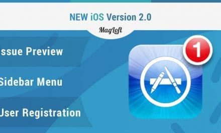 MagLoft iOS App New Features and Improved Design