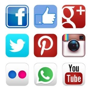 social media for magazines