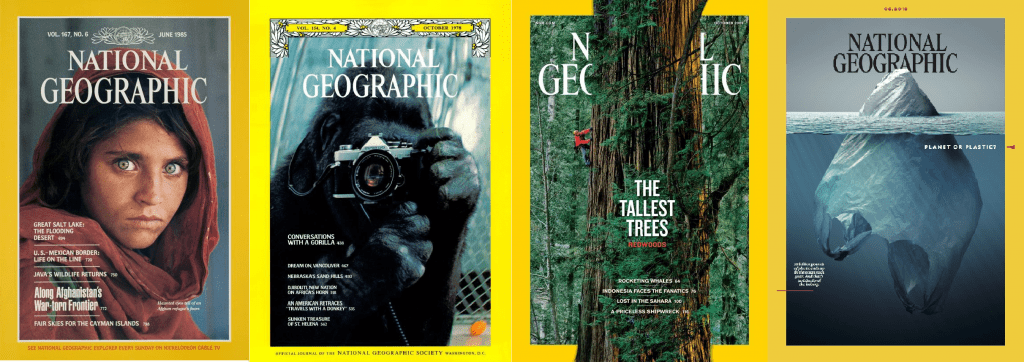 the best digital magazines: national geographic