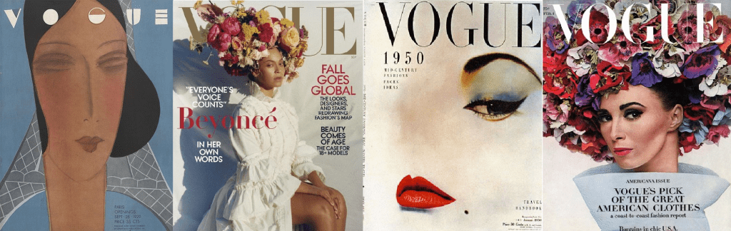 the best digital magazines: vogue