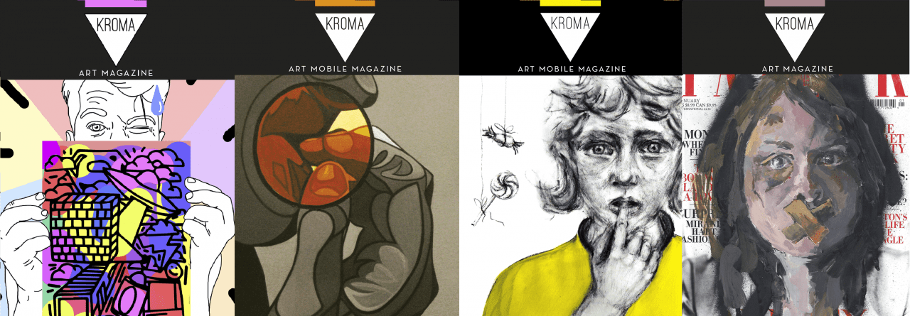 the best digital magazines: kroma