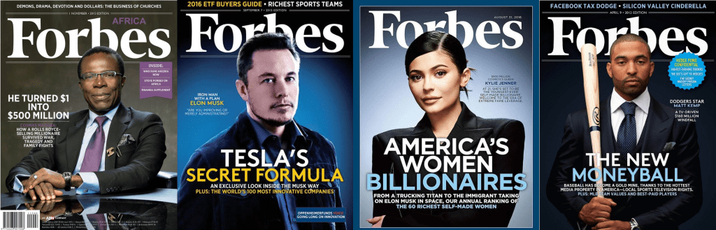 the best digital magazines: forbes