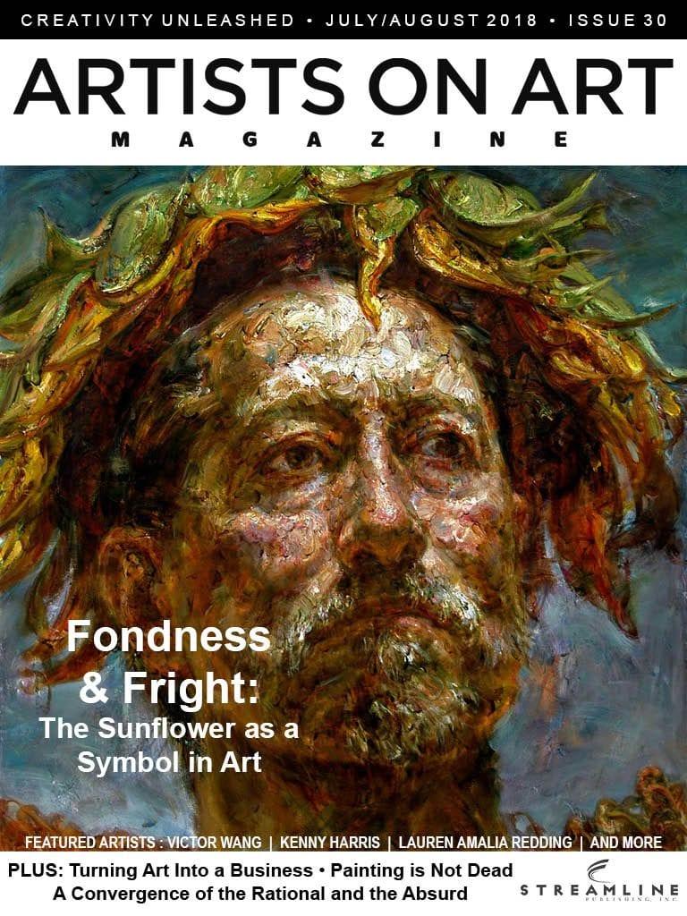 Artists on Art Magazine
