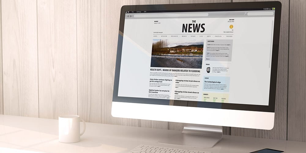 How to Start a News Website and Magazine