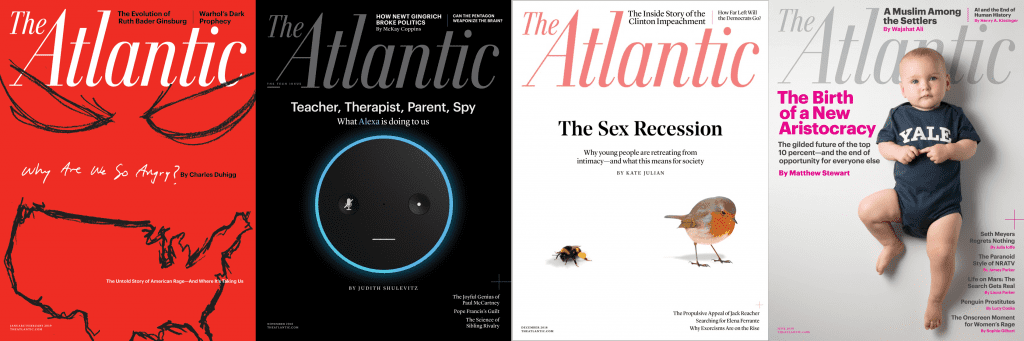 the best digital magazines: the atlantic