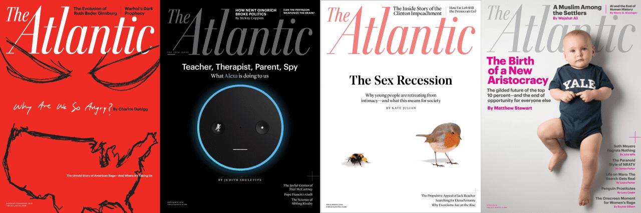 the best digital magazines: the atlantic