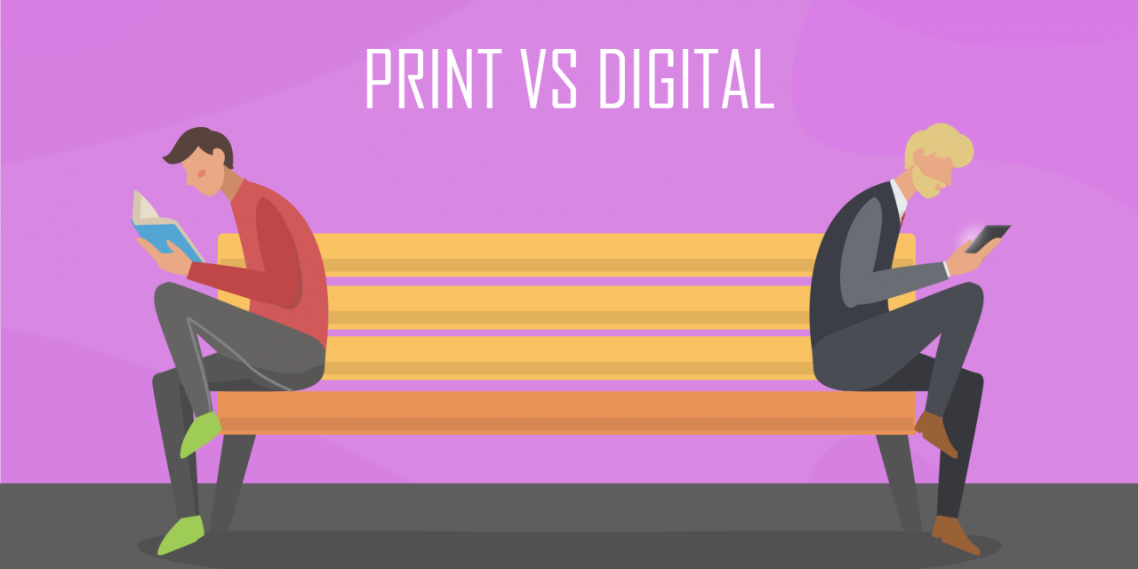 Print vs Digital Magazines: What Do Readers Prefer?