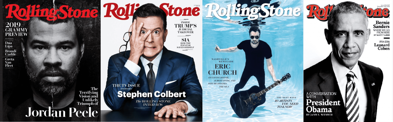 the best digital magazines: rolling stone