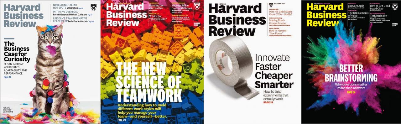 the best digital magazines: hbr