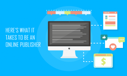 Online Publisher: Challenges, Opportunities and Strategies