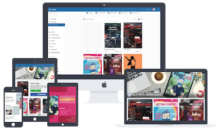 Digital Publishing Solution for Publishers and Enterprises