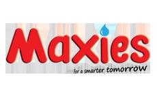 maxie house logo